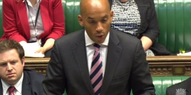 "Chuka Umunna: ""The adult skills budget has been cut by 35% in the past five years."""