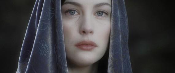 lotr elvish