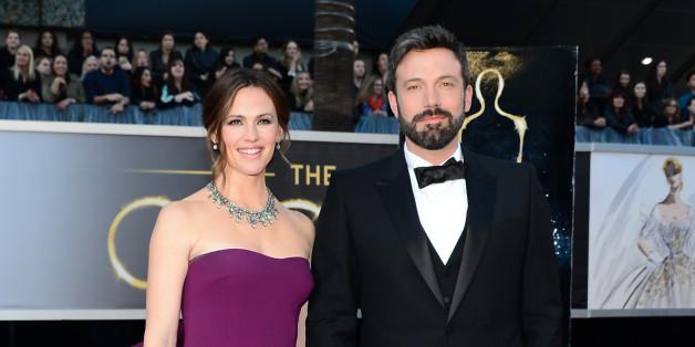 Ben Affleck et Jennifer Garner annoncent leur divorce