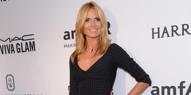 """Heidi Klum gibt zu: """"Ich weiß nie, wann die Kleider runter müssen!"""""""