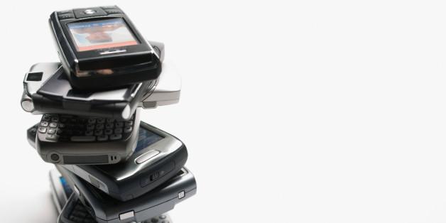 So umweltschädlich ist der Handy-Verbrauch