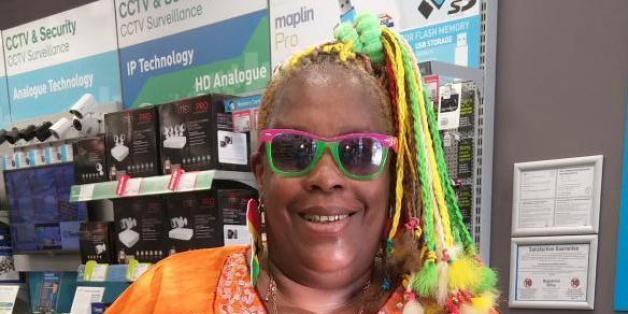 Sandra from 'Gogglebox'