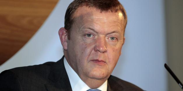 Dänemarks Ministerpräsident Lars Løkke Rasmussen