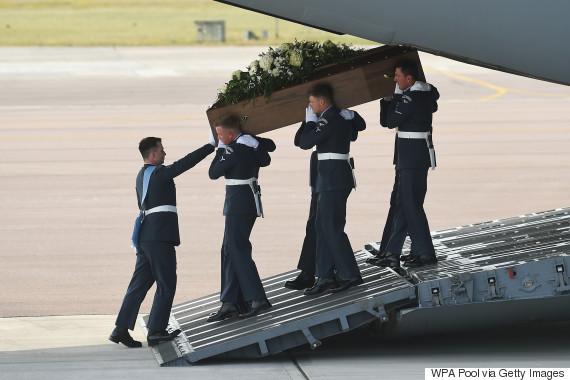 tunisia repatriated britain