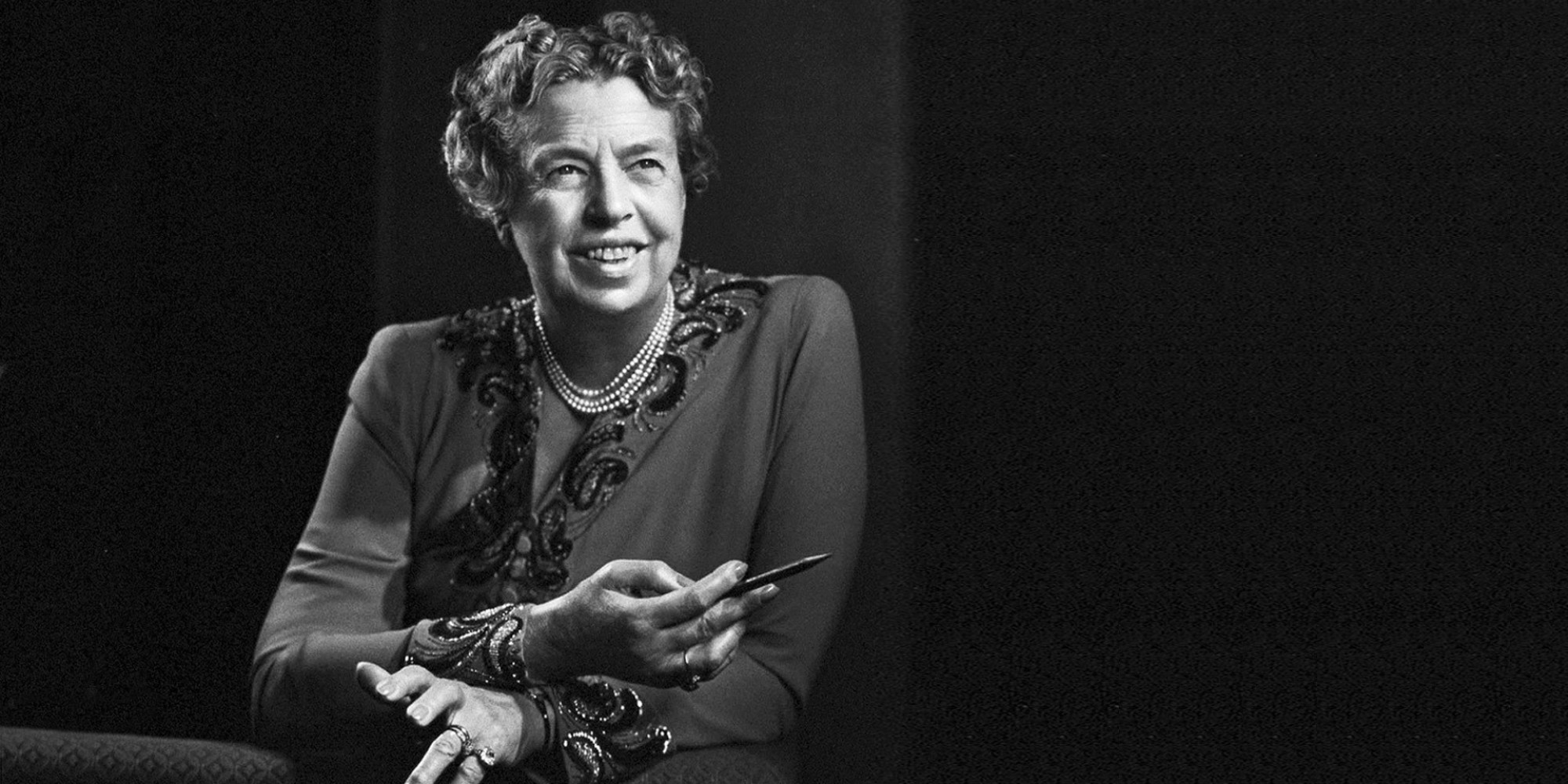 eleanor roosevelt the introvert who wouldn t keep quiet huffpost