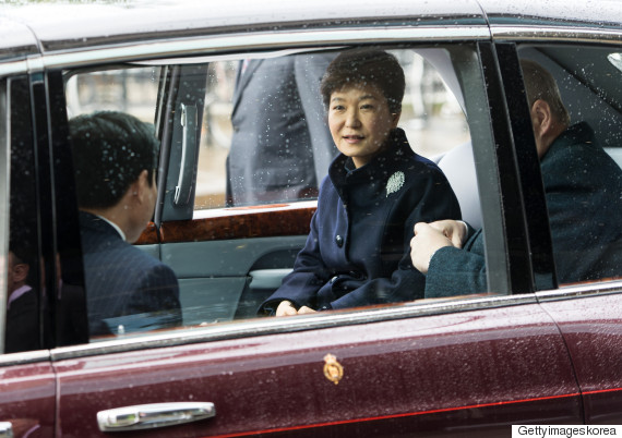 park geun hye uk