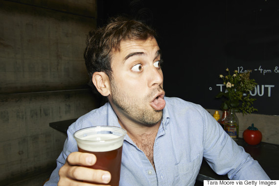 urine beer