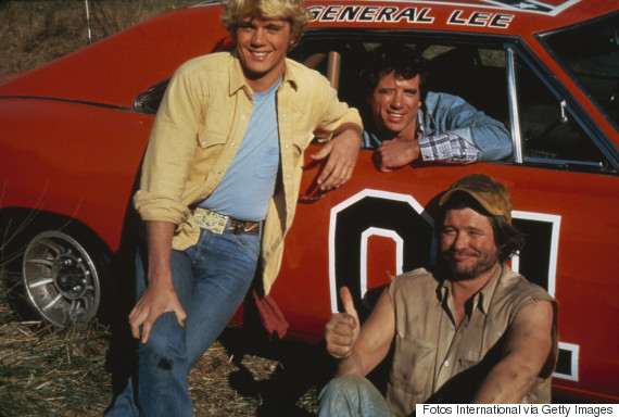 dukes of hazzard car john