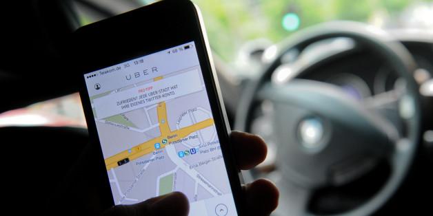 """Uber-Deutschland-Chef: """"Wir können und wollen Taxis nicht verdrängen"""""""