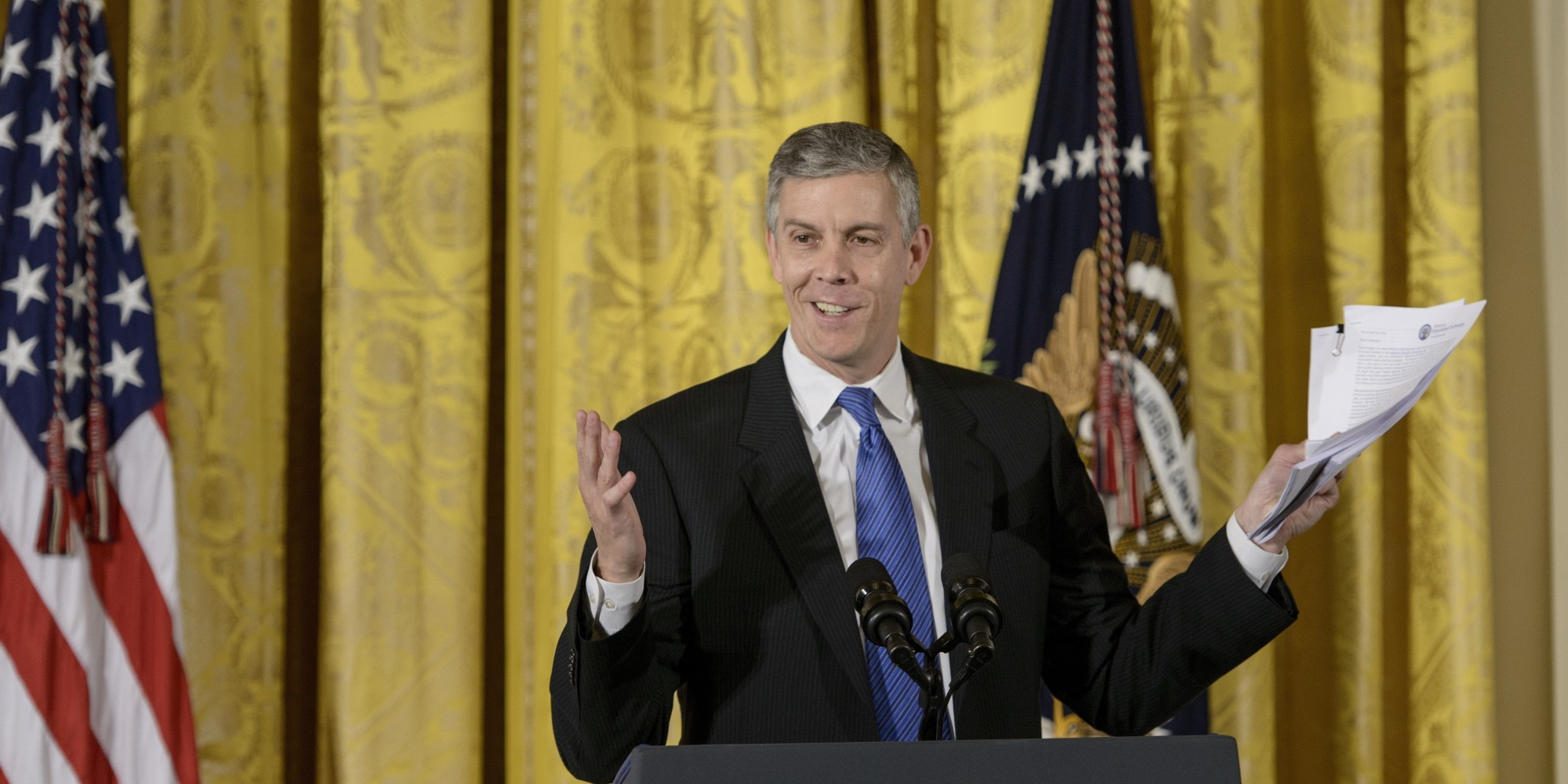 arne duncan thrilled to close corinthian colleges not so ready