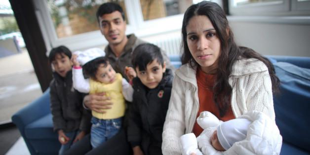 7 Zahlen zeigen, wie schwer es Migranten in Deutschland haben