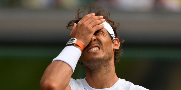 Rafael Nadal éliminé dès le deuxième tour de Wimbledon après sa défaite contre Dustin Brown
