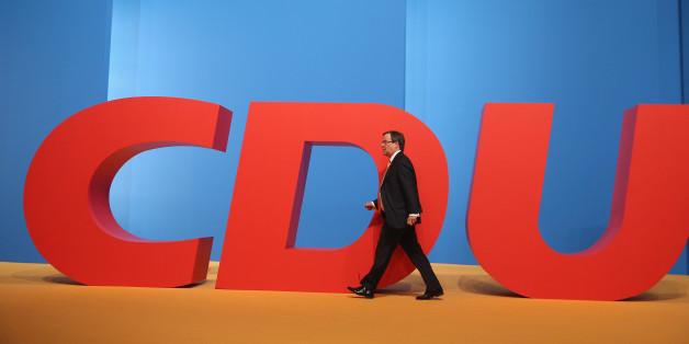 Als kluge Köpfe über die Zukunft der CDU nachdaten, passierte ein peinlicher Fehler