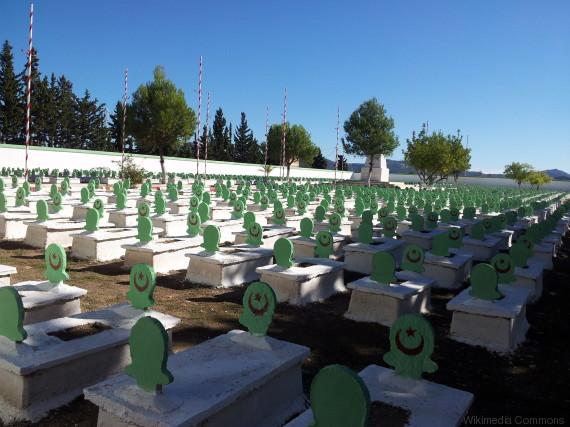 cimetières des martyres