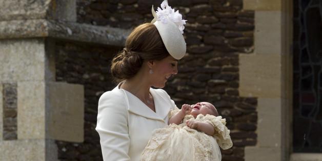 PHOTOS. La princesse Charlotte baptisée à Sandringham, comme Diana