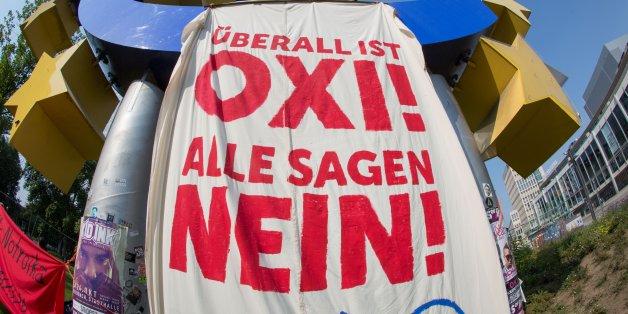 """Die Reaktionen auf das Referendum: """"Europa macht sich für alle Zeiten erpressbar"""""""