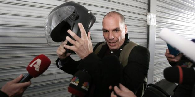 Der ehemalige griechische Finanzminister Varoufakis