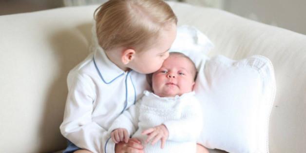 Taufe von Prinzessin Charlotte: Das sind die Paten