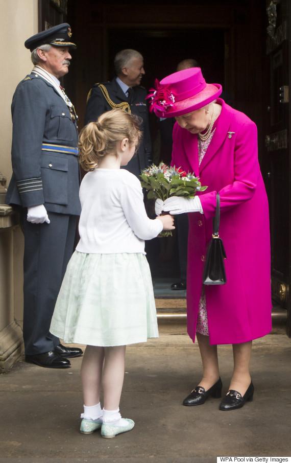 queen scotland