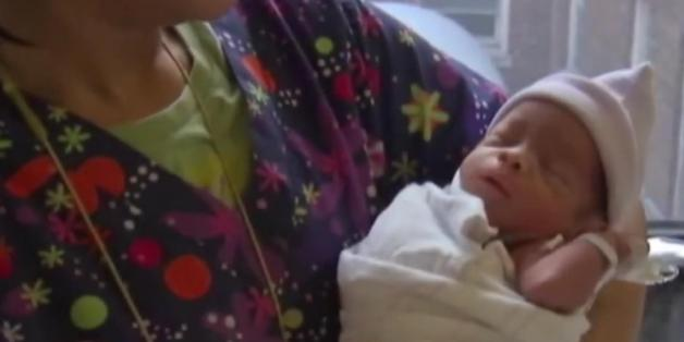 Die Ärzte sagen, ihr Kind sei tot. Doch bei der Geburt geschieht ein Wunder