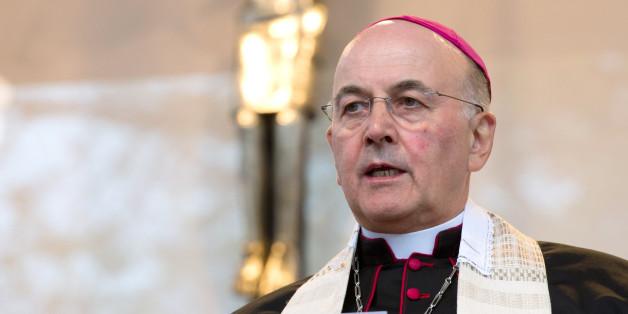 Der Bischof von Münster, Felix Genn