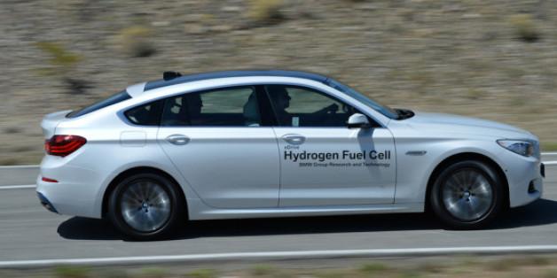 BMW-Geheimlabor: 500 Kilometer mit Wasserstoff