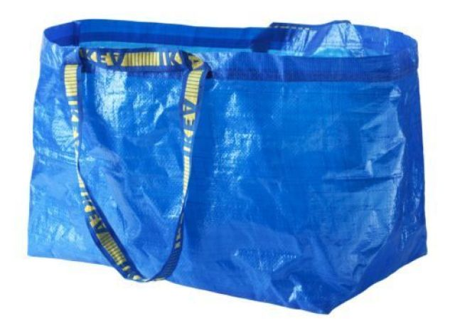 ikea carrier bag
