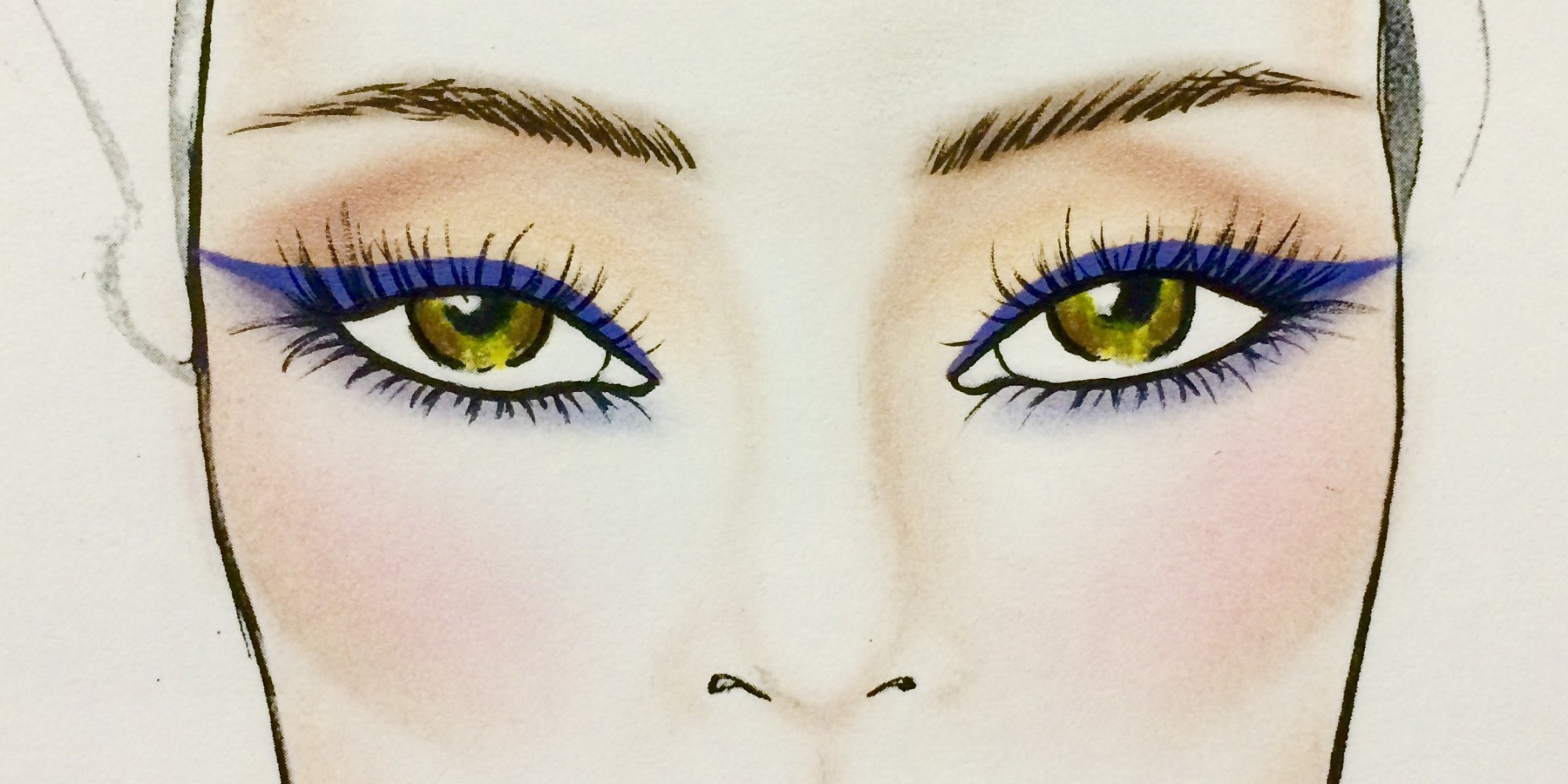 The Most Gorgeous Makeup For Green Eyes Huffpost