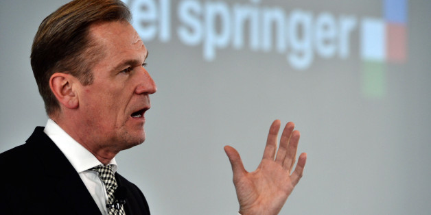 Insider: Springer und ProSieben planen Fusion