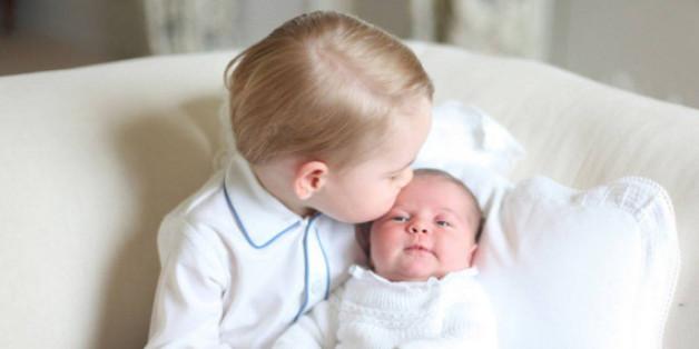 Prinzessin Charlottes Taufe: Die Royals sagen Danke