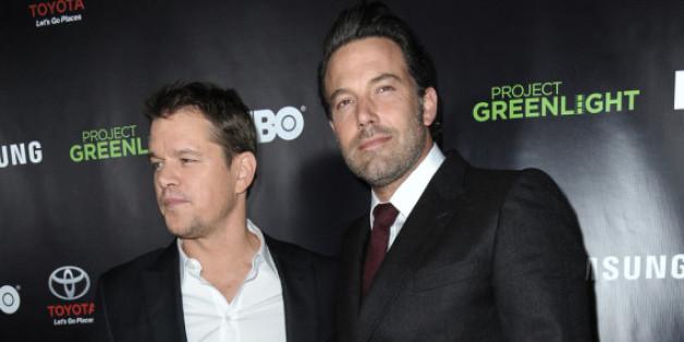 Ben Affleck sucht Unterstützung bei Matt Damon