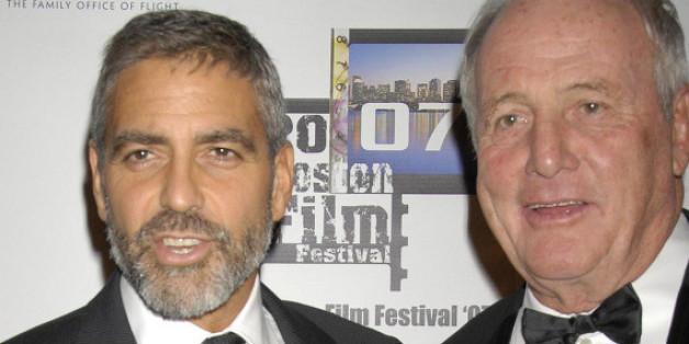 """George Clooney trauert um  """"Ocean's Eleven""""-Produzenten Weintraub"""