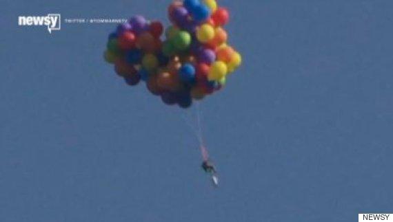 canada balloon