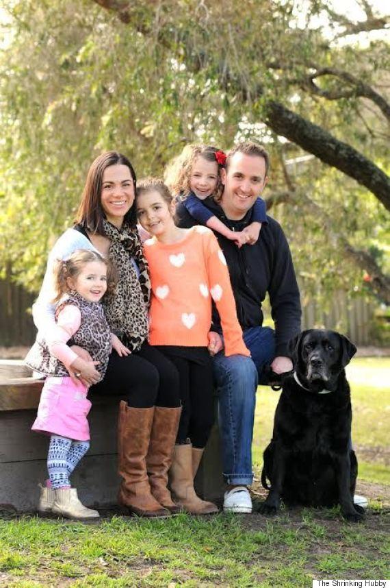 family the shrinking hubby