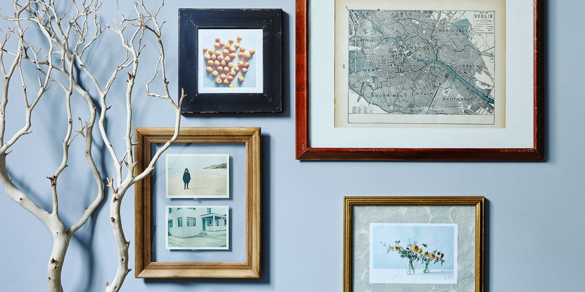3 ways to frame art that are actually affordable huffpost jeuxipadfo Choice Image
