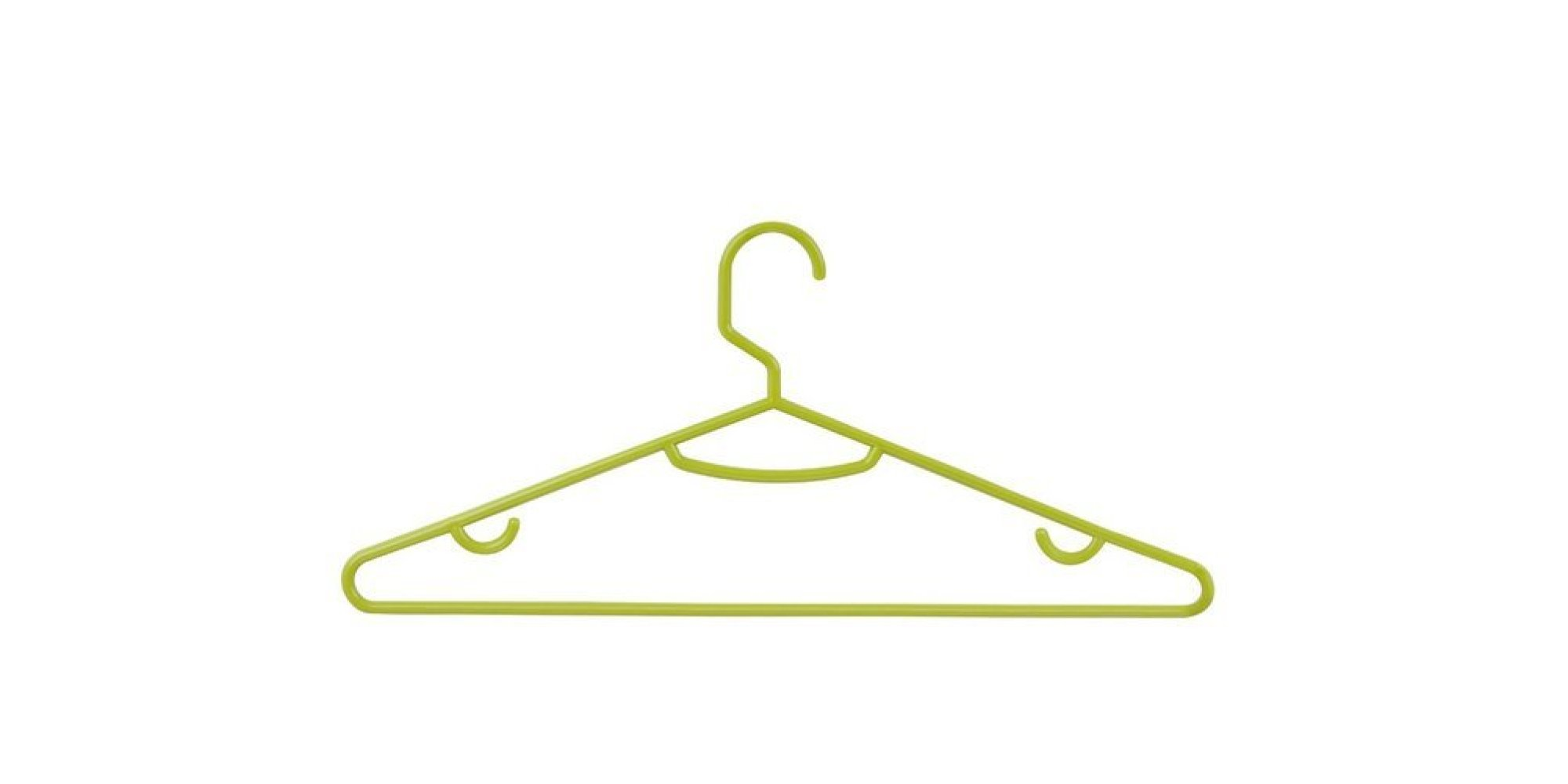 9 Incredible Things You Can Do With Cheap Plastic Hangers | HuffPost