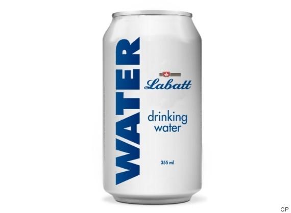 labatt water