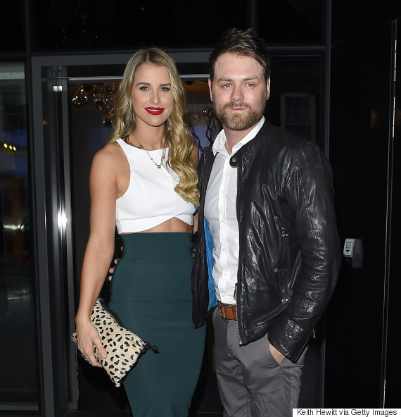brian mcfadden vogue williams