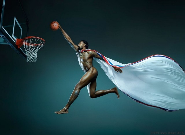 espn body issue 2015