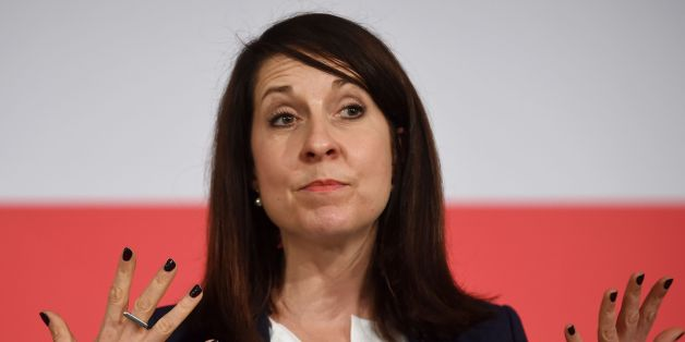 Labour leadership contender Liz Kendall during a Labour Leadership and Deputy Leadership Hustings at the East Midlands Conference Centre in Nottingham.