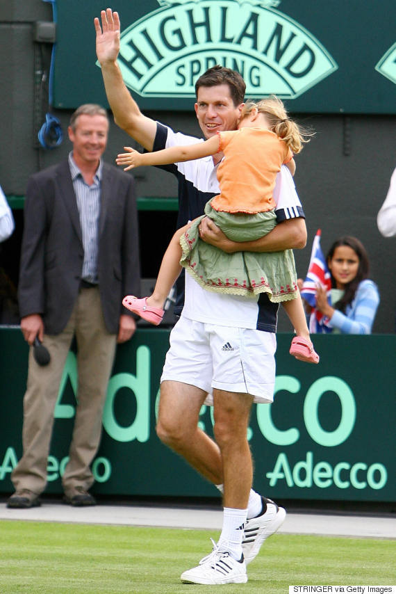 tim henman daughters