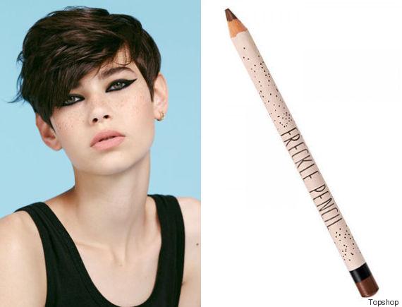 freckle pencil