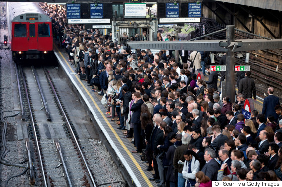 tube strike