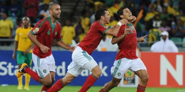 A Marrakech, le Maroc remporte (haut la main) un match contre le Canada