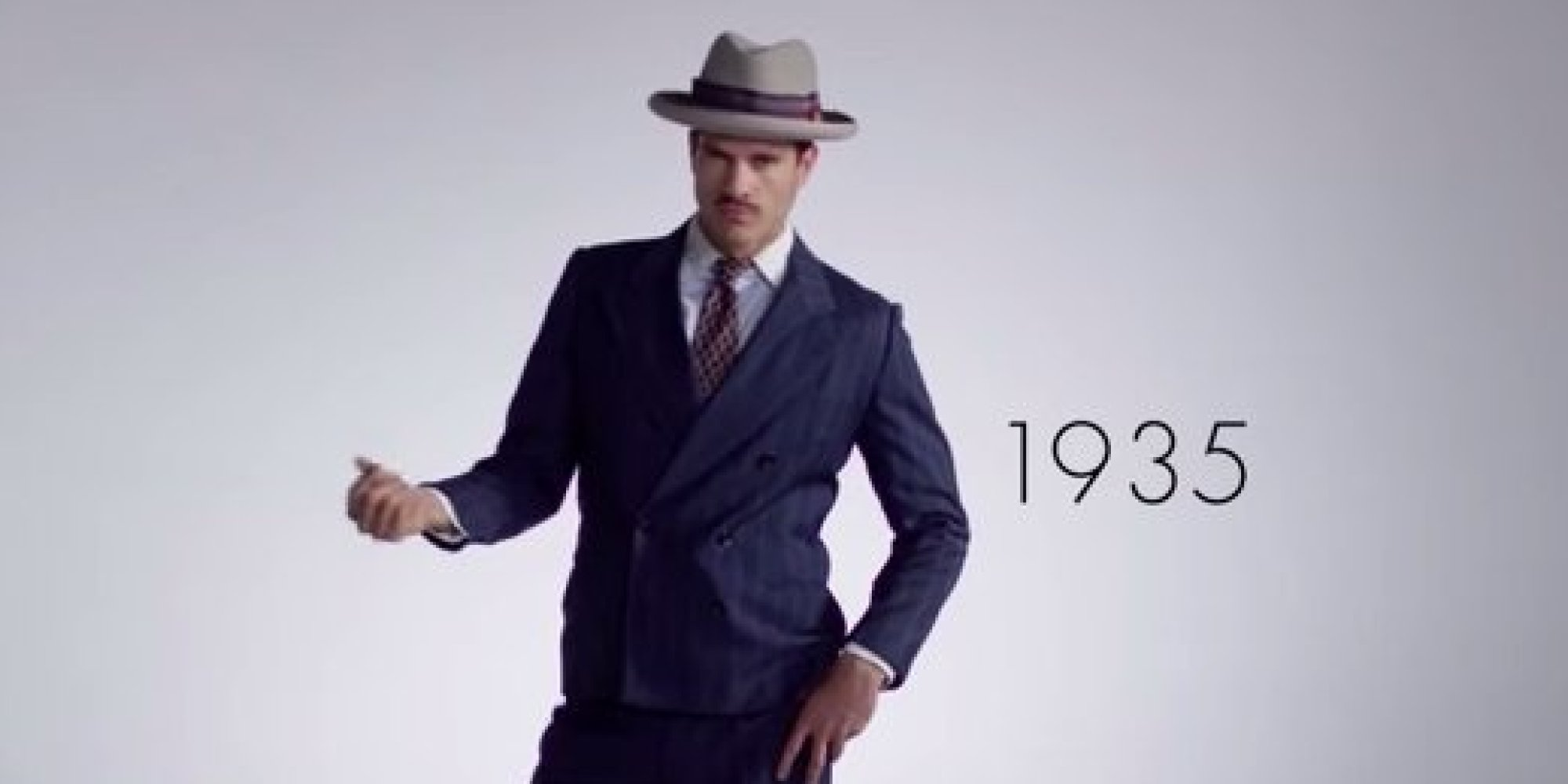 From Dapper Suits To Skinny Jeans Here 39 S 100 Years Of Men