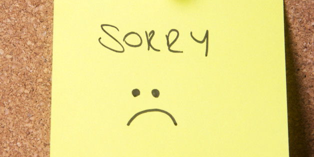 20 Things You Should Never Apologize For (and 10 You Totally Should ...