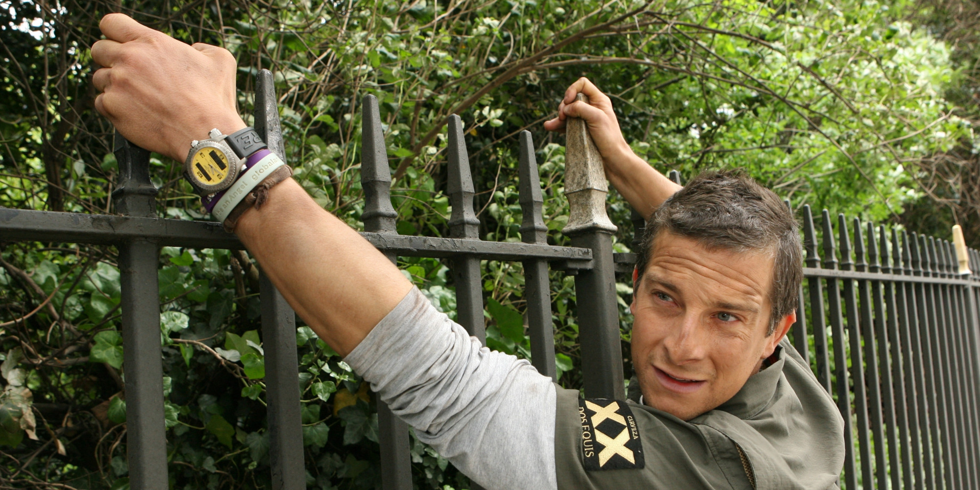 Bear Grylls Remembers The Worst Thing He's Ever Eaten -- A 'Vomit