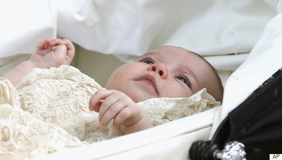 princess charlotte christen