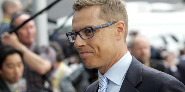 Ο Φινλανδός ΥΠΟΙΚ, Αλεξάντερ Στουμπ