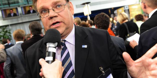 Ο ηγέτης των «Αληθινών Φινλανδών Τίμο Σόινι
